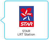 STAR LRT Station
